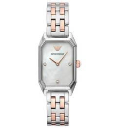Часы с металлическим браслетом Emporio Armani