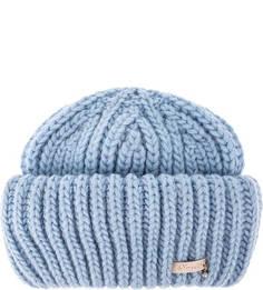 Объемная шапка с отворотом Noryalli
