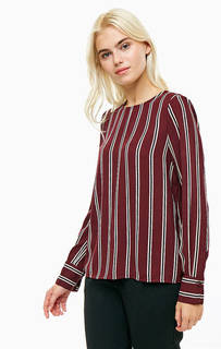 Блуза в полоску с длинными рукавами Vero Moda