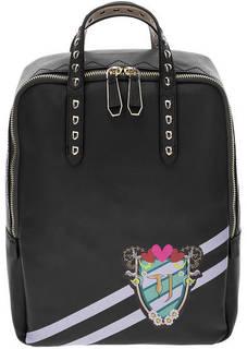 Городской рюкзак с принтом Trussardi Jeans