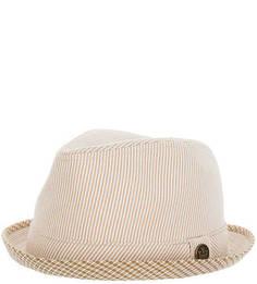Текстильная шляпа в полоску Goorin Bros.