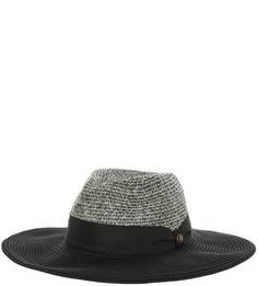 Плетеная шляпа с широкими полями Goorin Bros.