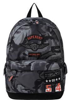 Рюкзак с камуфляжным принтом Superdry