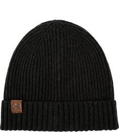 Шерстяная шапка цвета хаки Buff