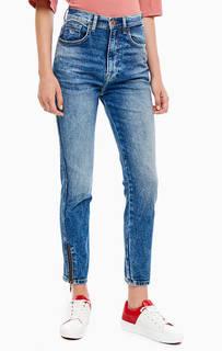 Зауженные джинсы с высокой посадкой Gladis Pepe Jeans