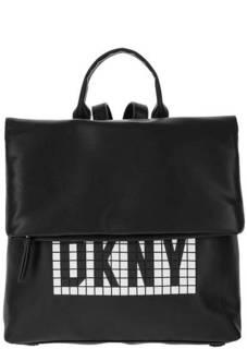 Городской рюкзак с декором Dkny