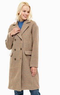 e019687832d Коричневые женские пальто – купить пальто в интернет-магазине