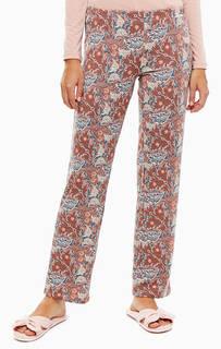 Домашние брюки из тонкого трикотажа Skiny