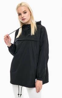 Куртка с капюшоном и молнией на вороте Calvin Klein