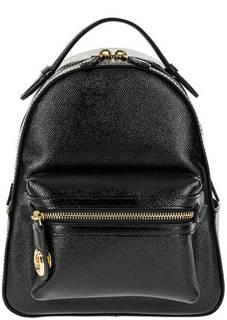 Городской рюкзак из натуральной кожи Coach