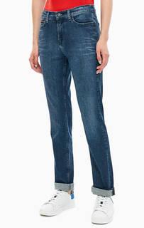 Прямые синие джинсы со стандартной посадкой TJ 1985 Tommy Jeans