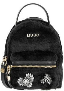Маленький рюкзак с декором Liu Jo