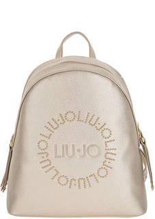 Городской рюкзак с двумя отделами на молниях Liu Jo
