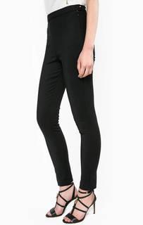 Зауженные черный брюки Patrizia Pepe