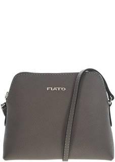 Маленькая сумка из сафьяновой кожи Fiato