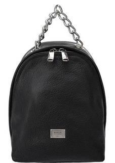 Маленький кожаный рюкзак с ручкой-цепочкой Fiato