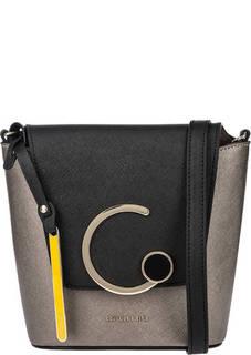 Маленькая кожаная сумка через плечо Cromia