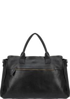 Дорожная сумка из натуральной кожи Bruno Rossi
