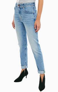 Рваные джинсы с карманами Neekhol Diesel