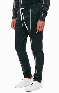 Черные трикотажные брюки джоггеры G Star Raw