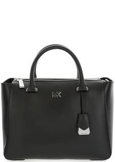 Кожаная сумка с короткими ручками Nolita Michael Kors