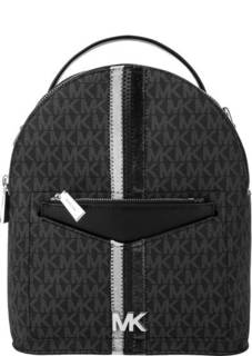 Рюкзак среднего размера с монограммой бренда Jessa Michael Kors
