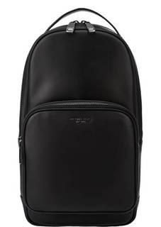 Кожаный рюкзак на молнии Henry Michael Kors
