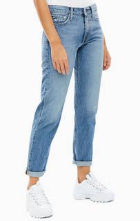 Женские джинсы бойфренды Calvin Klein