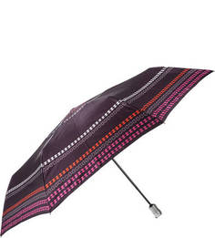 Складной зонт с фиолетовым куполом Doppler