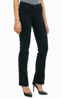 Прямые черные джинсы с застежкой на болты Sexy Straight Guess