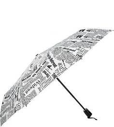 Складной зонт с надписями на куполе Doppler
