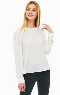 Базовая блуза на пуговице Vero Moda
