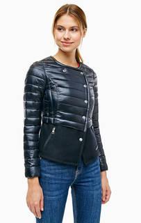 Черная куртка на кнопках Calvin Klein