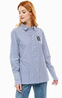 Хлопковая рубашка в полоску One Teaspoon