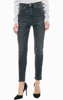 Джинсы с высокой посадкой Sophie Trussardi Jeans