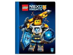 Тетрадь Lego Nexo Knights A4 100 листов 51556