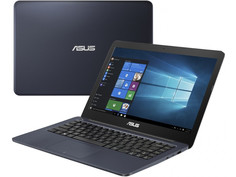 Ноутбук ASUS VivoBook F402WA-GA035T 90NB0HC3-M02660 Dark Blue (AMD E2-6110 1.5 GHz/4096Mb/500Gb/No ODD/AMD Radeon R2/Wi-Fi/Bluetooth/Cam/14.0/1366x768/Windows 10 64-bit)