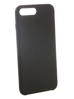 Аксессуар Чехол для APPLE iPhone 7/8 Plus CaseGuru Soft-Touch 0.5mm Black 103344