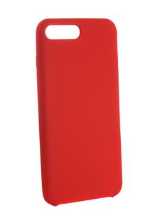 Аксессуар Чехол для APPLE iPhone 7/8 Plus CaseGuru Soft-Touch 0.5mm Red 103346