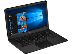 Ноутбук Prestigio SmartBook 141 C2 Black PSB141C02ZFP_BK_CIS (Intel Celeron N3350 1.1 GHz/3072Mb/32Gb SSD/Intel HD Graphics/LAN/Wi-Fi/Bluetooth/Cam/14.1/1920x1080/Windows 10 Pro)