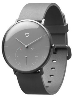 Умные часы Mijia Quartz Watch Grey Xiaomi