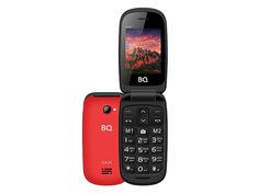 Сотовый телефон BQ BQ-2437 Daze Red