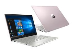 Ноутбук HP 15-cs0009ur 4GN92EA Pink (Intel Core i3-8130U 2.2 GHz/8192Mb/1000Gb + 128Gb SSD/Intel HD Graphics/Wi-Fi/Bluetooth/Cam/15.6/1920x1080/Windows 10 64-bit)