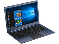 Ноутбук Prestigio SmartBook 141S Blue PSB141S01ZFH_BB_CIS (Intel Celeron N3350 1.1 GHz/3072Mb/32Gb SSD/Intel HD Graphics/Wi-Fi/Bluetooth/Cam/14.1/1920x1080/Windows 10 Home)
