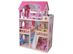 Кукольный домик Edufun Домик EF4109