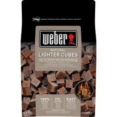 Натуральные кубики для розжига weber 17612