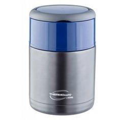 Термос для еды thermocafe by thermos ts3506 0.8л, голубой 270801