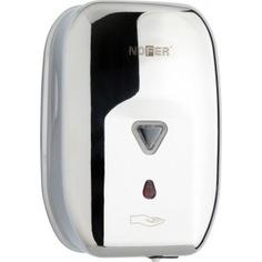 Автоматический диспенсер для мыла nofer 1200 мл глянцевый 03023.в