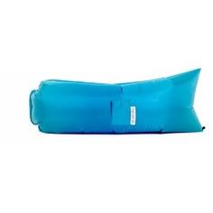 Надувной диван биван классический, цвет голубой bvn18-cls-azr