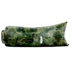 Надувной диван биван классический, цвет хаки bvn18-cls-cam